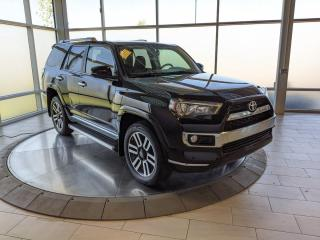 Used 2015 Toyota 4Runner Leather - Sunroof - Navigation for sale in Edmonton, AB