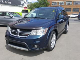 Used 2013 Dodge Journey R/T for sale in Regina, SK