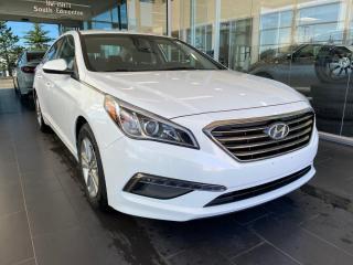 Used 2016 Hyundai Sonata 2.4L GL for sale in Edmonton, AB