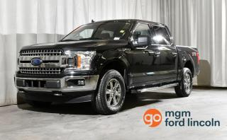 Used 2019 Ford F-150 XLT 4x4 SuperCrew Cab Styleside 145.0 in. WB for sale in Red Deer, AB