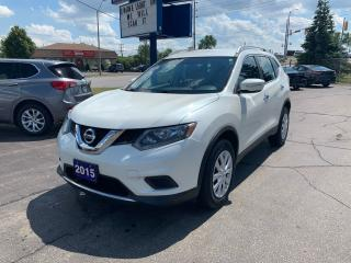 Used 2015 Nissan Rogue S for sale in Brantford, ON
