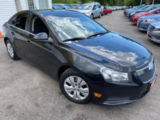 Used 2013 Chevrolet Cruze LT TURBO/ AUTO/ CAM/ PWR GROUP/ TINTS/ BLUETOOTH++ for sale in Scarborough, ON