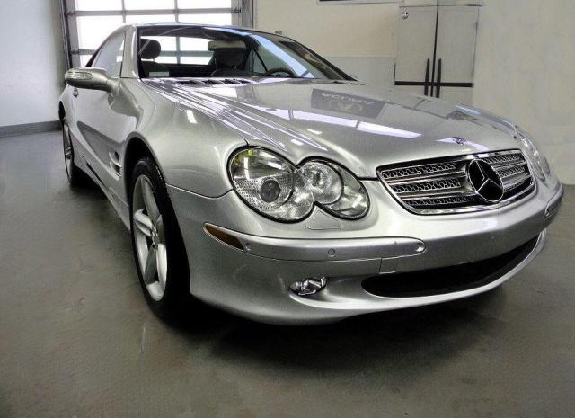 2006 Mercedes-Benz SL-Class PANO ROOF,SL 500,NO ACCIDENT