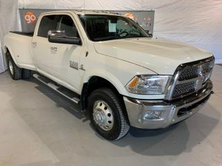 Used 2016 RAM 3500 Laramie 4x4 Crew Cab 169.5 in. WB for sale in Peace River, AB