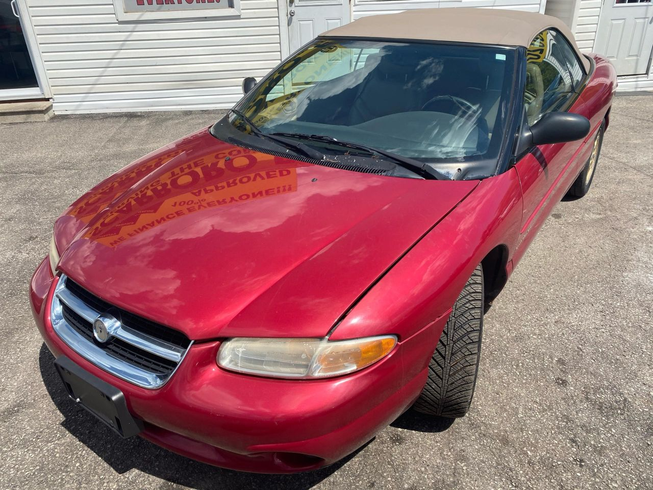 1998 Chrysler Sebring