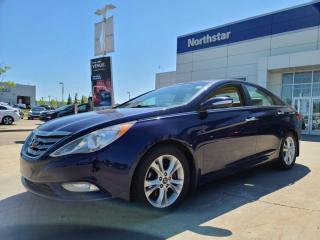 Used 2011 Hyundai Sonata LTD NAV/LEATHER/SUNROOF/HEATEDSEATS/BACKUPCAM for sale in Edmonton, AB