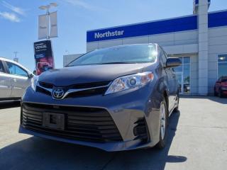 Used 2019 Toyota Sienna LE 8PASS/APPLEPLAY/DUALSLIDINGDOORS/HEATEDSEATS/BACKUPCAM/STOWNGO for sale in Edmonton, AB