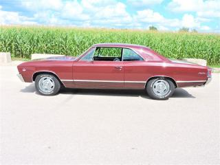 Used 1967 Chevrolet Chevelle 327 Auto Air conditioned California car for sale in Gorrie, ON