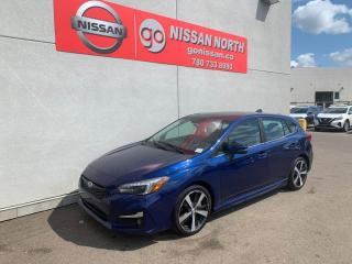 Used 2018 Subaru Impreza Sport-tech for sale in Edmonton, AB