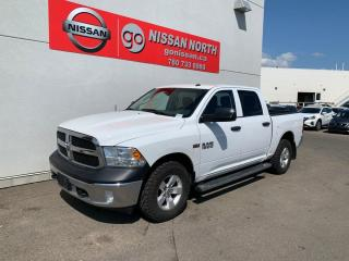 Used 2015 RAM 1500 SXT 4x4 Crew Cab 140.0 in. WB / 5.7L HEMI for sale in Edmonton, AB