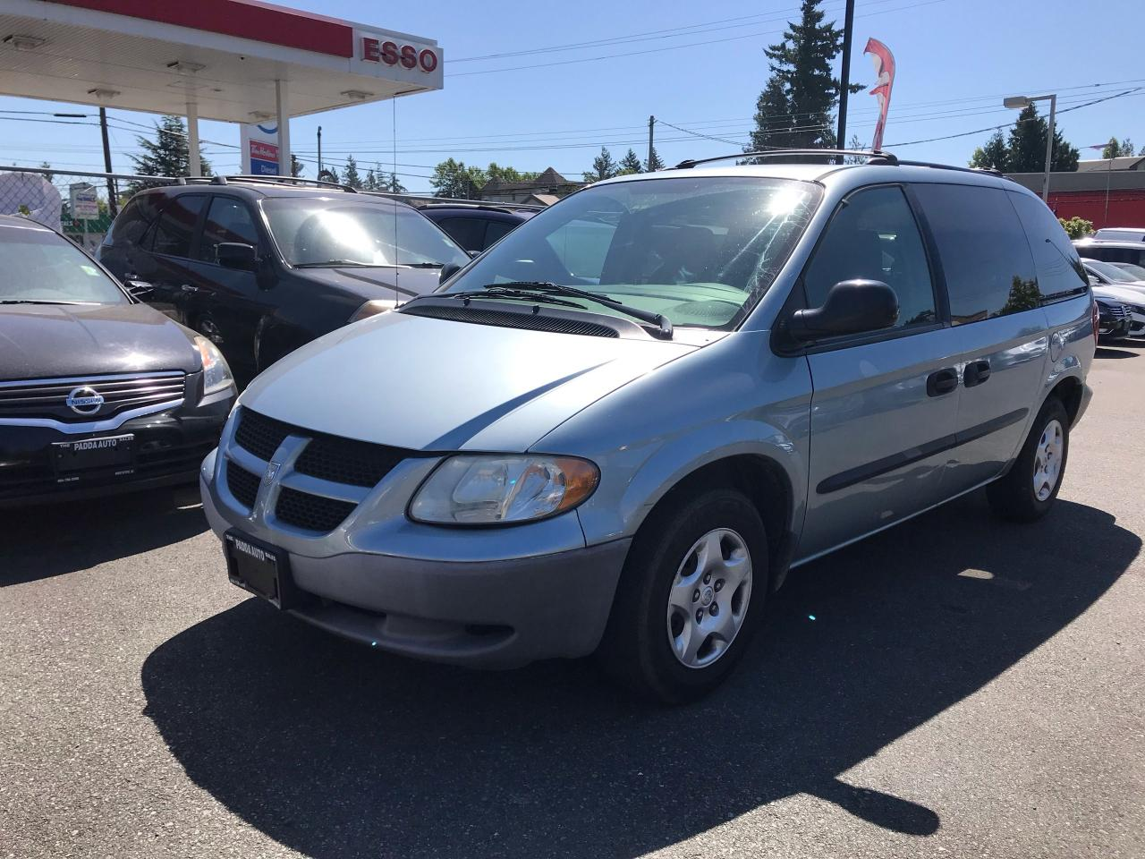 used 2003 dodge caravan se for sale in abbotsford, british columbia carpages.ca