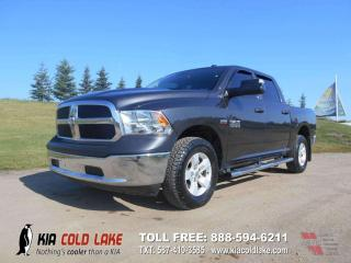 Used 2017 RAM 1500 ST 4x4 Crew Cab 140.0 in. WB for sale in Cold Lake, AB