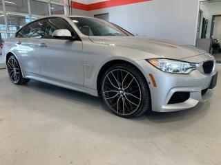 Used 2016 BMW 4 Series 435i AWD Navigation Sunroof for sale in Red Deer, AB