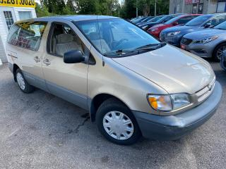 Used 2000 Toyota Sienna CE/ AUTO/ PWR GROUP/ CRUISE CTRL/ RUNS WELL! for sale in Scarborough, ON