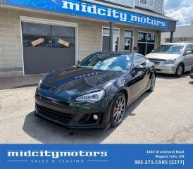 Used 2018 Subaru BRZ Sport-tech RS | BREMBO | NAV | CAM | CLEAN CARFAX for sale in Niagara Falls, ON