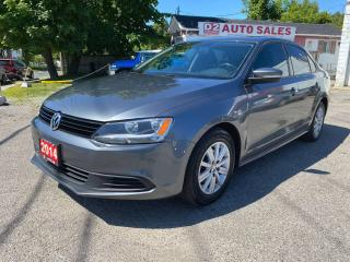 Used 2014 Volkswagen Jetta Comfortline/Automatic/Sunroof/Bluetooth/Certified for sale in Scarborough, ON