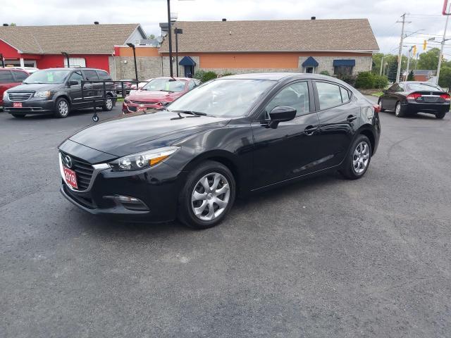 2018 Mazda 323 GX