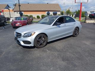 Used 2016 Mercedes-Benz C-Class C 300 for sale in Cornwall, ON