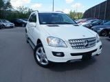 Photo of White 2008 Mercedes-Benz M-Class