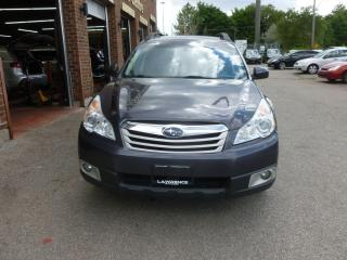 Used 2012 Subaru Outback 2.5i w/Limited & Nav Pkg for sale in Weston, ON