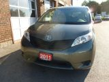 Photo of Green Metallic 2011 Toyota Sienna