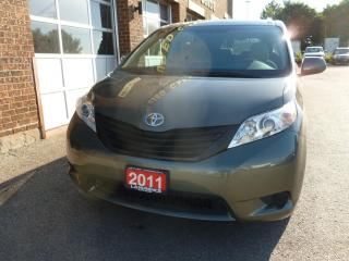 Used 2011 Toyota Sienna for sale in Weston, ON