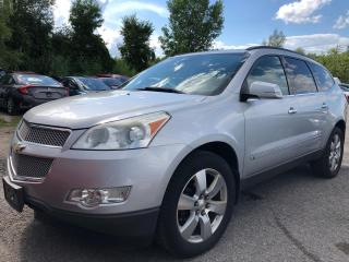 Used 2009 Chevrolet Traverse LTZ for sale in Pickering, ON