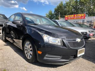 Used 2011 Chevrolet Cruze LS+ w/1SB for sale in Pickering, ON