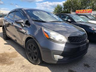 Used 2013 Kia Rio LX+ ECO for sale in Pickering, ON