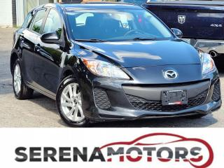Used 2013 Mazda MAZDA3 GS-SKY | HATCH | AUTO | NO ACCIDENTS for sale in Mississauga, ON