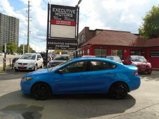 Used 2015 Dodge Dart SXT/ NAV/ ONE OWNER / REVERSE CAM / REMOTE START / for sale in Scarborough, ON