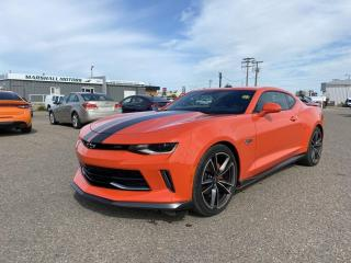 Used 2018 Chevrolet Camaro 2dr Cpe 2LT *RARE Hot Wheels Edition* *335HP* *RS* for sale in Brandon, MB