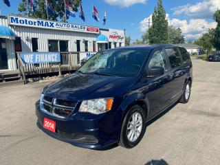 Used 2014 Dodge Grand Caravan SXT-SALE PENDING for sale in Stoney Creek, ON