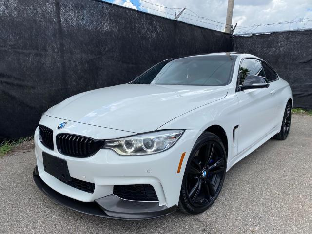 2014 BMW 4 Series 435i xDrive-M PERFORMANCE-NAVI-CAMERA-CARBON FIBER