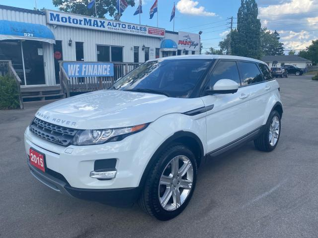2015 Land Rover Range Rover Evoque Pure Premium-AWD-NAVI-ROOF-ACCIDENT FREE
