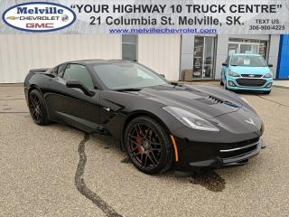 Used 2019 Chevrolet Corvette Stingray for sale in Melville, SK