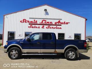 Used 2007 Ford F-150 XLT Lariat for sale in North Battleford, SK