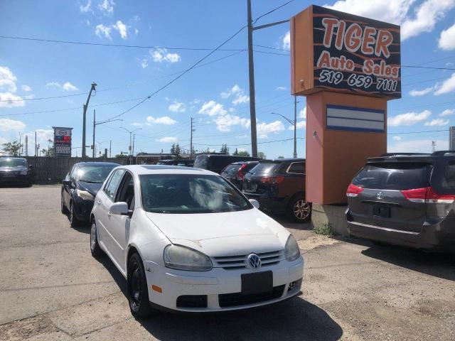 2007 Volkswagen Rabbit 5 CYLINDER**LOTS OF POWER**AS IS SPECIAL