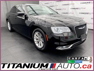 Used 2017 Chrysler 300 Touring+GPS+Camera+Pano Roof+Leather+Apple Play for sale in London, ON