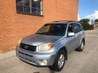 Used 2004 Toyota RAV4 for sale in Oakville, ON