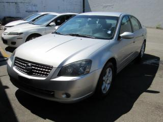 Used 2006 Nissan Altima 2.5 S for sale in Vancouver, BC