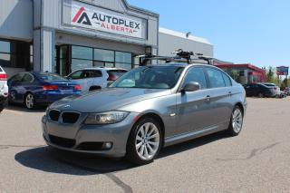 Used 2011 BMW 3 Series 328i xDrive AWD Classic Edition for sale in Calgary, AB