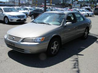Used 1998 Toyota Camry CE for sale in Vancouver, BC