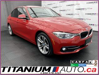 Used 2016 BMW 3 Series Sport+GPS+Camera+xDrive+Parking Aid+LED Lights+XM for sale in London, ON