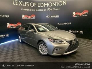 Used 2016 Lexus ES 350 for sale in Edmonton, AB