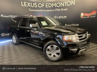 Used 2017 Ford Expedition EL Platinum for sale in Edmonton, AB