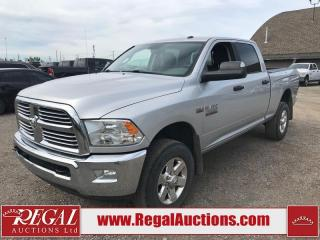 Used 2015 RAM 2500 SLT Crew CAB SWB 4WD 6.4L for sale in Calgary, AB
