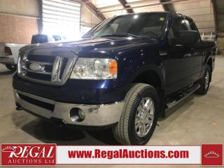 Used 2008 Ford F-150 2D SUPERCAB 4WD for sale in Calgary, AB