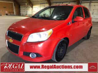 Used 2009 Chevrolet Aveo LS 4D Hatchback for sale in Calgary, AB
