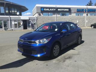Used 2019 Kia Rio LX+ - Heated Seats and Steering Wheel for sale in Victoria, BC